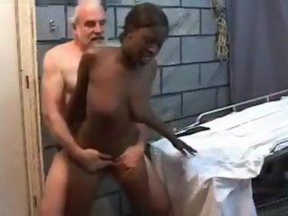 slave young ebony slave serving washed out daddy ebony