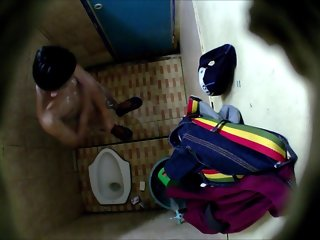 toilet Boy Hidden Cam Toilet hidden